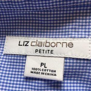 Liz Claiborne Tops - [Liz Claiborne] Long Sleeve Button Down Shirt